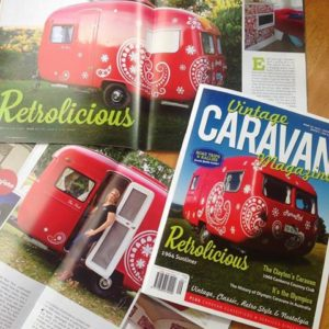 Vintage Caravan Magazine issue 29