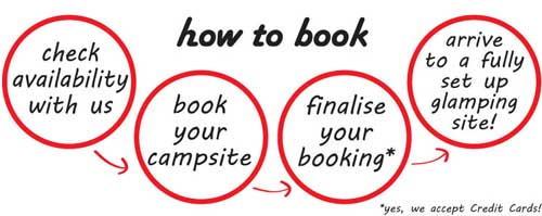 easy booking with RetroPod