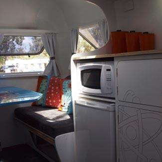 sunliner retro caravan style
