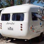 Byron Bay Vintage Caravan Hire Atomic