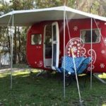 Tweed Coast Vintage Caravan Hire The Pod